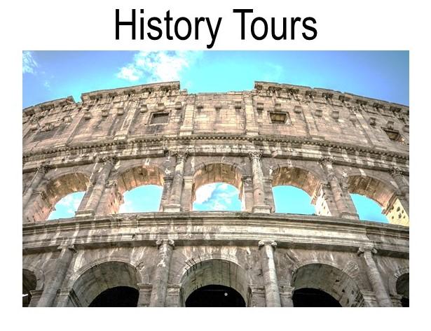 Lingo Tours History Tours | Group Tours