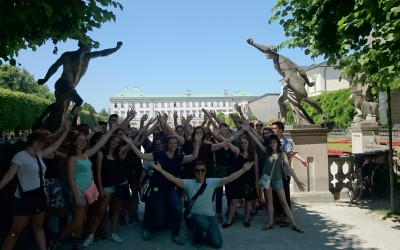 Performing arts group in Salzburg