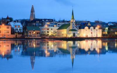 Iceland group tour Reykjavik