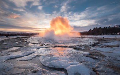 Iceland Promotion | Lingo Tours | Geysir