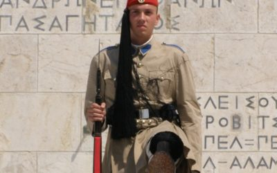 Athens - Changing of the Guard