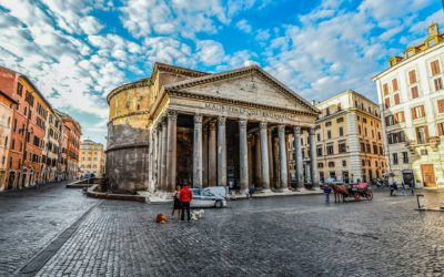 Italy Tour Rome Pantheon