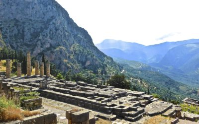 Delphi Greece | History Group Tours | Lingo Tours