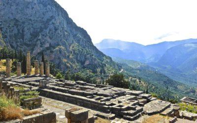 Delphi Greece | History Group Tours | Lingo Tours