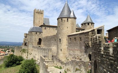 Carcassonne group tour
