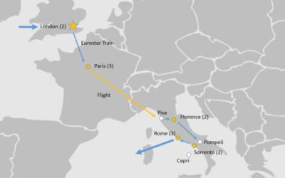 Performing Arts Tour Map | LPI