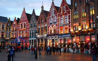 BRUGES_Belgium_Benelux - Group Tour