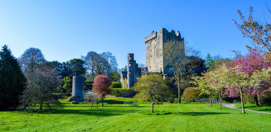Blarney Castle Ireland Tour