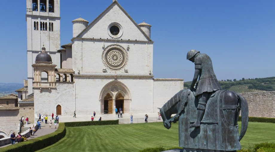 Italy Tour Assisi Church 2
