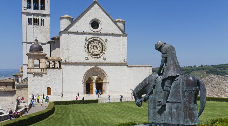 Italy Tour Assisi Church 2