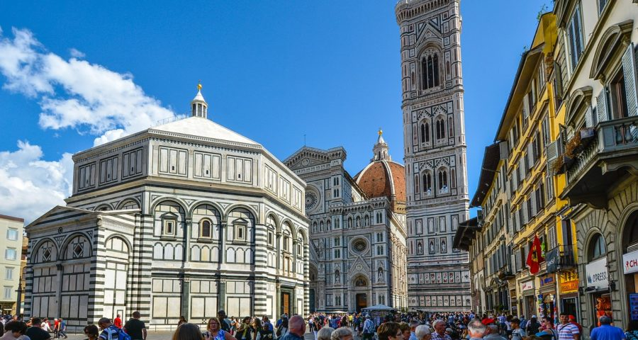 Italy group Tour, Florence
