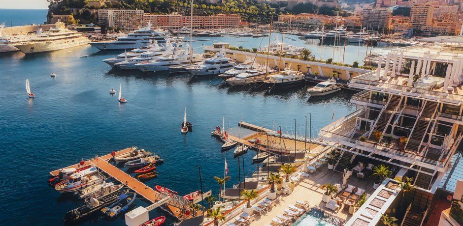 Italy group tour Monaco ariel view 2209822_1280