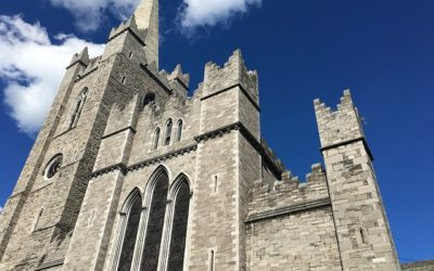 St. Patrick's Cathedral Dublin Ireland Tour