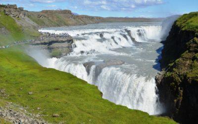 Iceland Gullfoss waterfall-1989476_1280