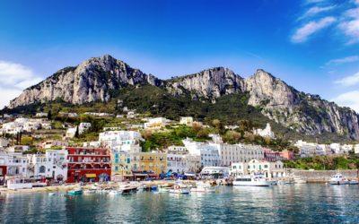 Capri Island Italy Sorrento