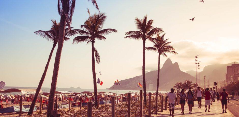 Rio de Janeiro beach summer Brazil
