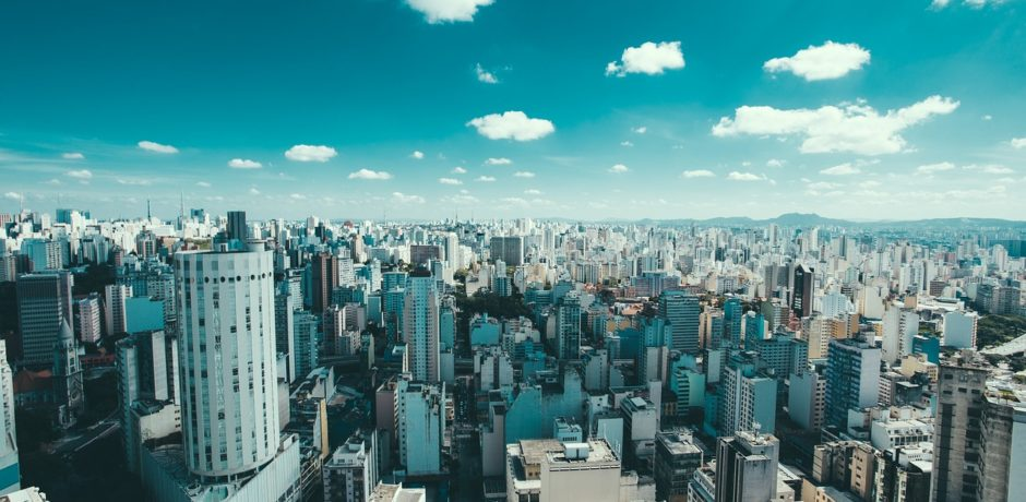 Brazil Tour Sao Paulo city