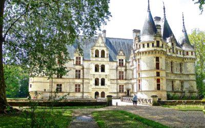 France chateau-dazay-le-rideau