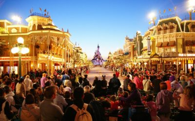 Euro Disney France Tour Paris