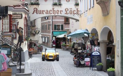 Innsbruck Old Town, Austria