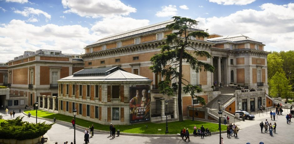 El Prado Museum Madrid-1758045_1280 Spain Tour