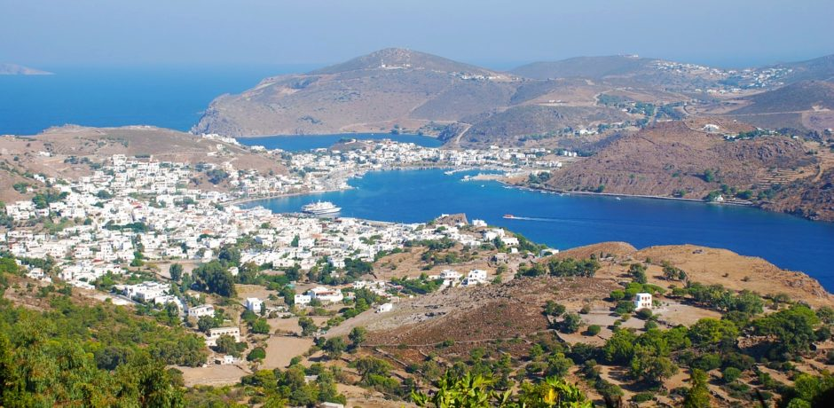Patmos Greek Island Cruise