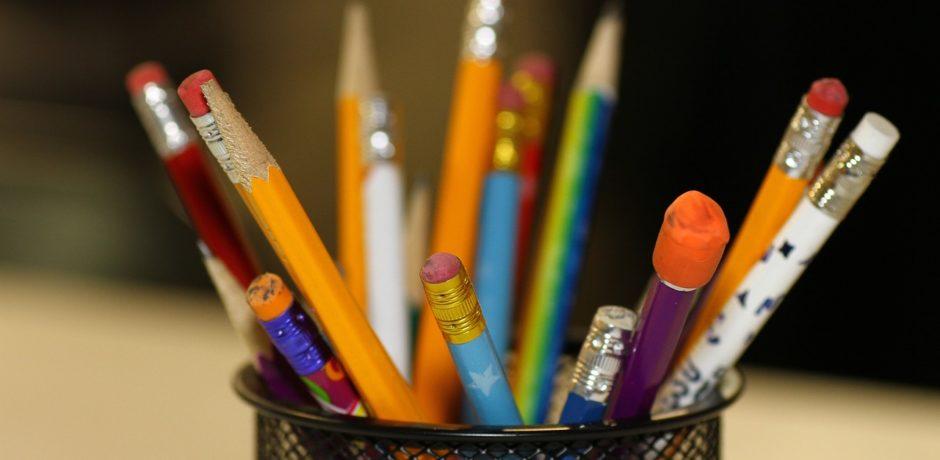 Pencils student education children child