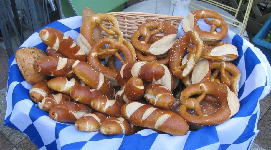 Pretzals, food, Germany, Munich, Oktoberfest