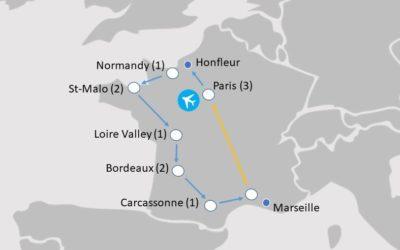 French Language Tour
