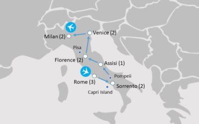 Italian Language Tour