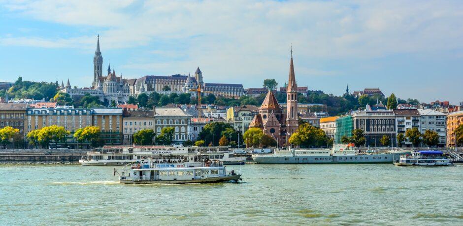 Budapest Hungary Danube River Cruise