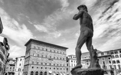 Michelangelo's David, Florence