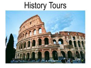 History Tours | Lingo Tours