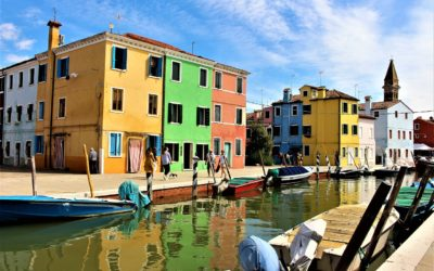 Half day excursion to Murano and Burano | Lingo Tours