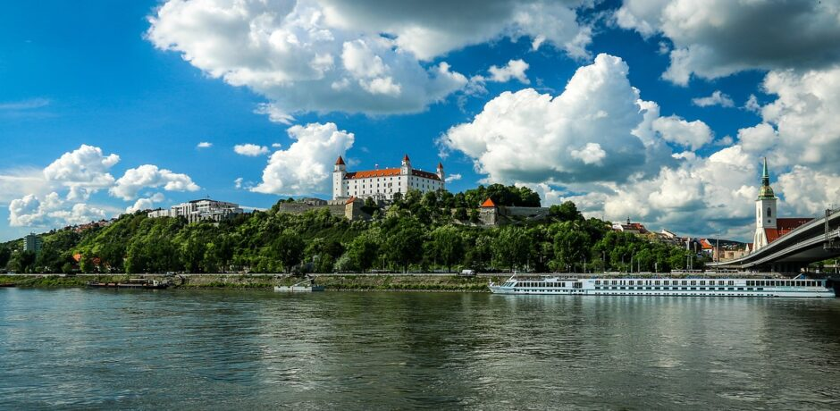 Slovakia Bratislava | Eastern Europe Tour