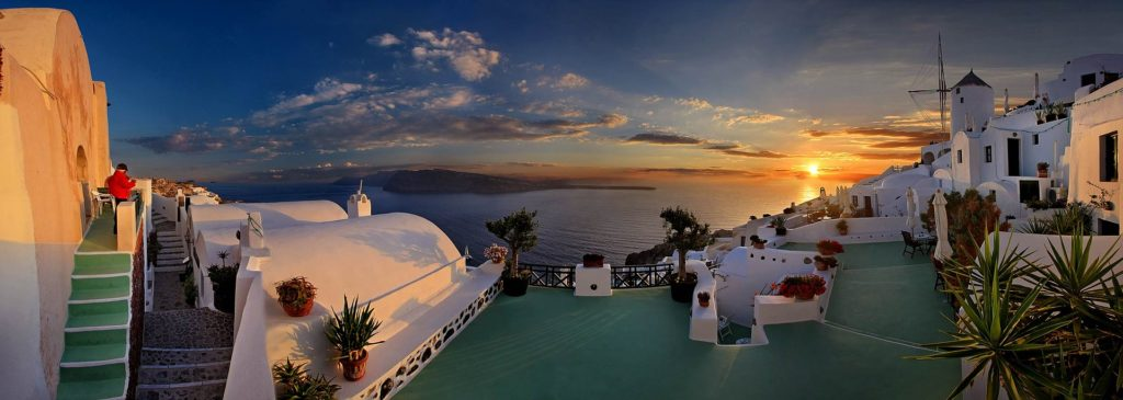 Santorini, Greek Islands | Lingo Tours
