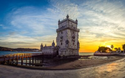 Lisbon, Portugal, belem-tower-2809818_1280