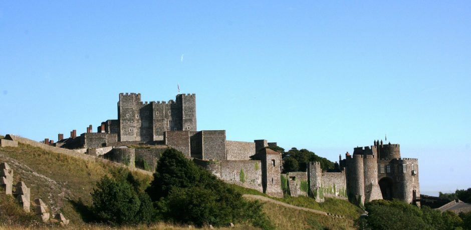Dover Castle UK England