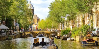 Amsterdam Canals, Netherlands | Lingo Tours