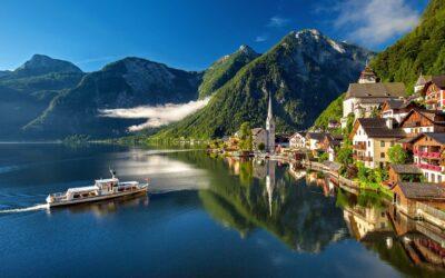 Hallstatt Austria Alps