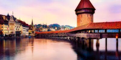 Switzerland Lake Lucerne