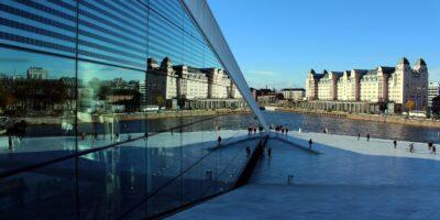 Norway Oslo Opera House